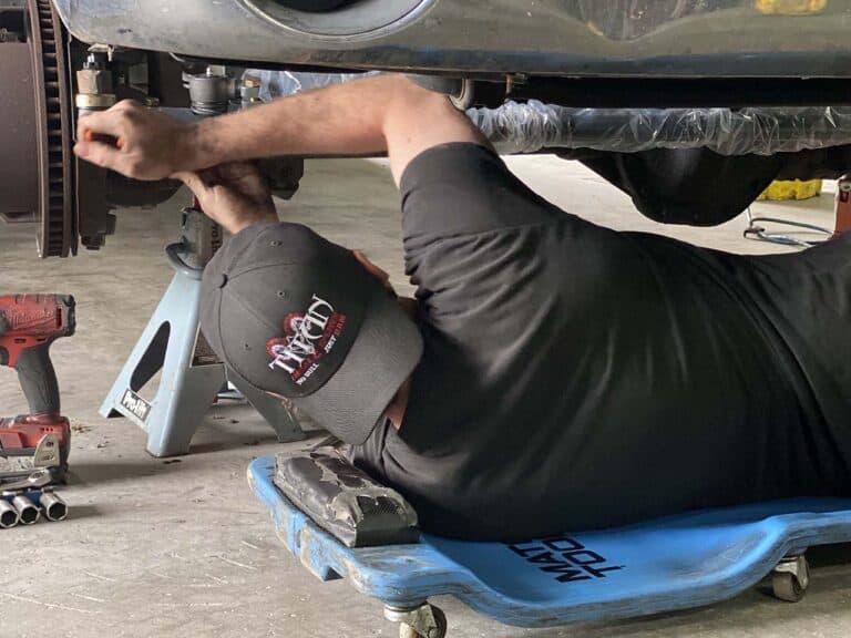 Repair shop specializing in Ram Cummins trucks